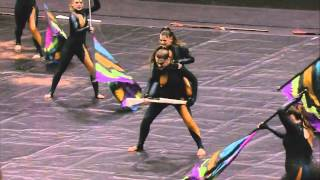 "Avon High School Winter Guard 2016. ""Crude"". WGI Finals."