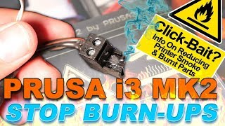 3D Printer S02 E06 - Prusa i3 MK2 - Prevent Blue Smoke