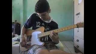aoi ano sora blue bird guitar cover