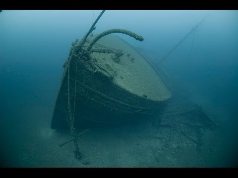 Shipwreck Tour of Thunder Bay National Marine Sanctuary