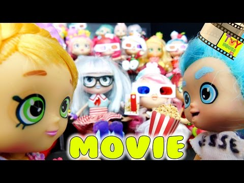 Shoppies go to the Movies🍿🎞 Jesse + Pam Cake 💑 [New Shoppie Mall 4]