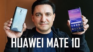 HANDS-ON - Acesta este Huawei Mate 10 Pro! thumbnail