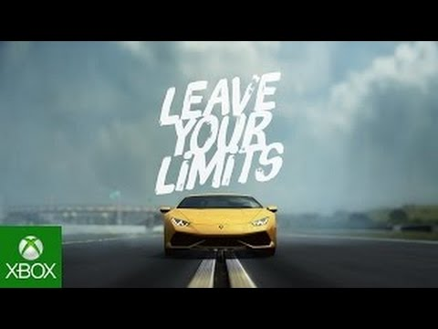 Official Forza Horizon 2 - Live Action TV Commercial: Leave Your Limits [Full Length]