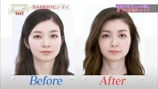 長谷川京子さんの顔に近づける憧れメイク □詳しくはコチラ: http://www...