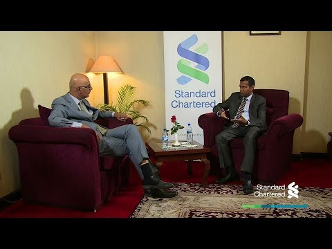 Interview with Ad Ganesh MD & Regional Head -Commercial Banking, Africa & Middle East. @Stanchartke