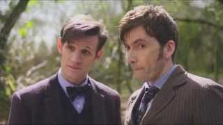 The Crazy Universe of the 10th and 11th Doctor