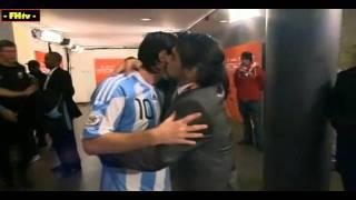 World Cup 2010 Most Shocking Moments 47-Maradona