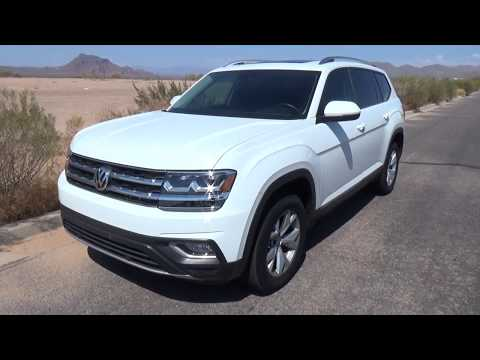 Volkswagen Atlas 0-60 runs on 87 octane