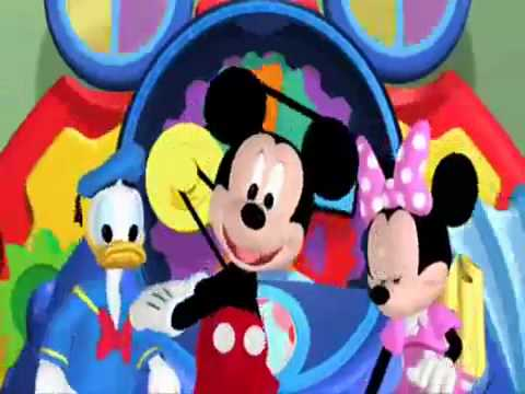 Mickey Mouse Dog Show