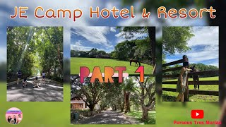 JE CAMP HOTEL AND RESORT PART 1    OWNED BY THE FORMER PRESIDENT JOSEPH ESTRADA