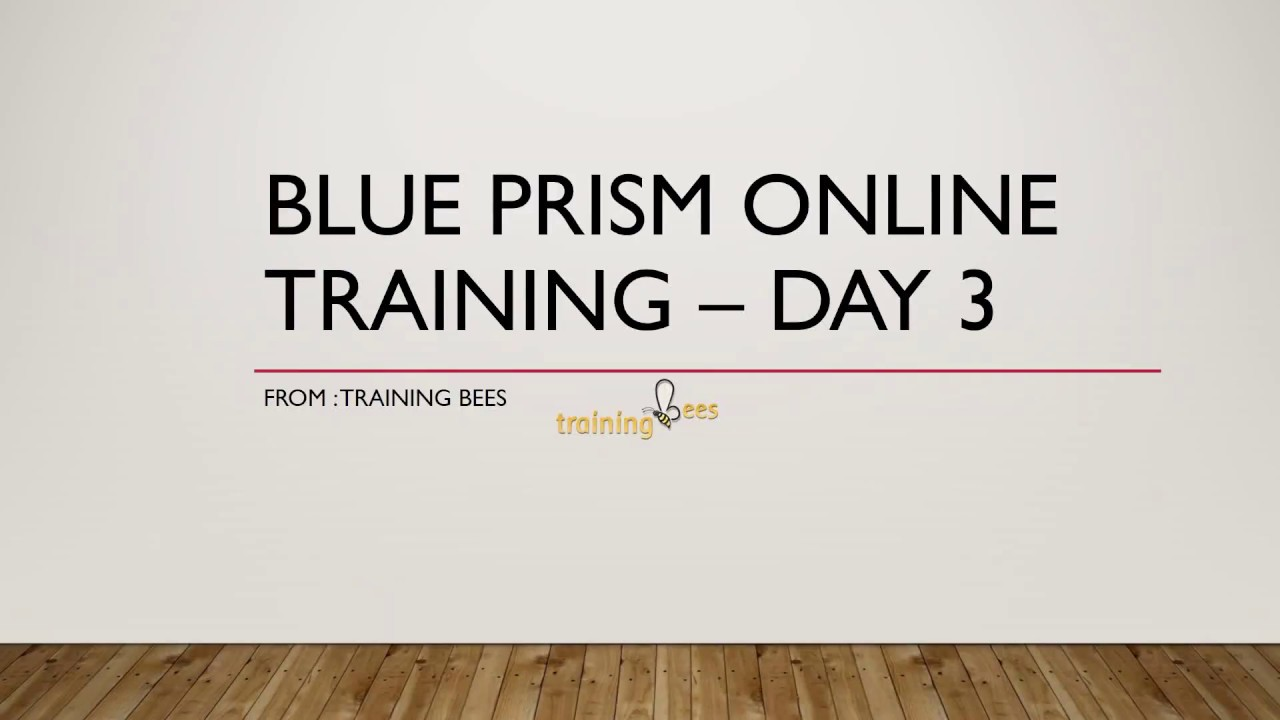 Rpa Blue Prism Rpa Tutorial For Beginners Blue Prism