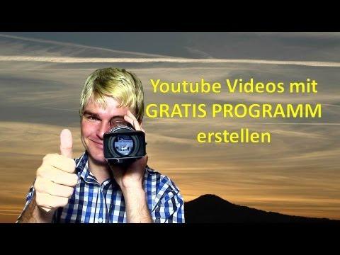Youtube Videos mit Gratis Programm erstellen  YouTube