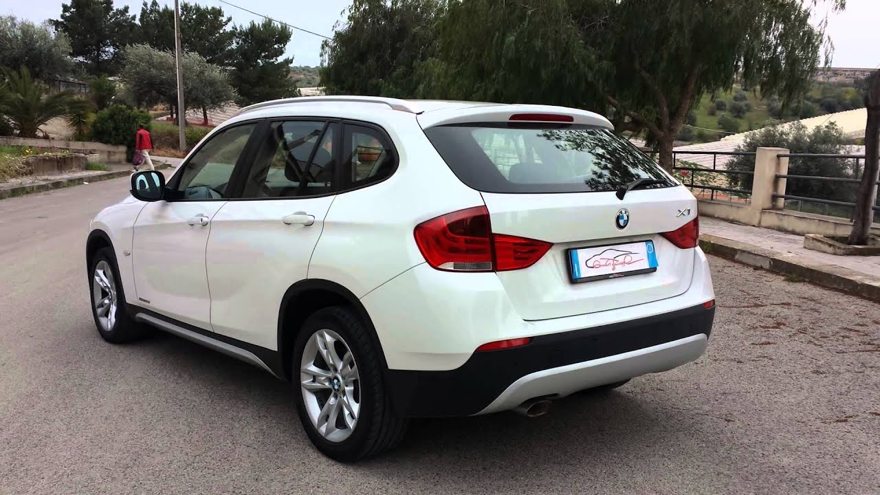 bmw x1 sdrive18d eletta youtube. Black Bedroom Furniture Sets. Home Design Ideas