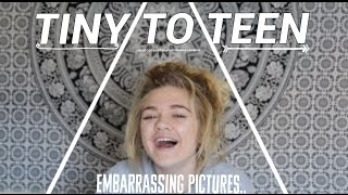 Tiny To Teen | embarrassing pics | jade vondrew