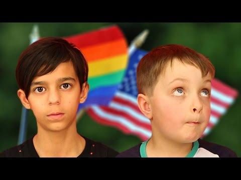 Australian Kids Respond To America's Same-Sex Marriage Ruling