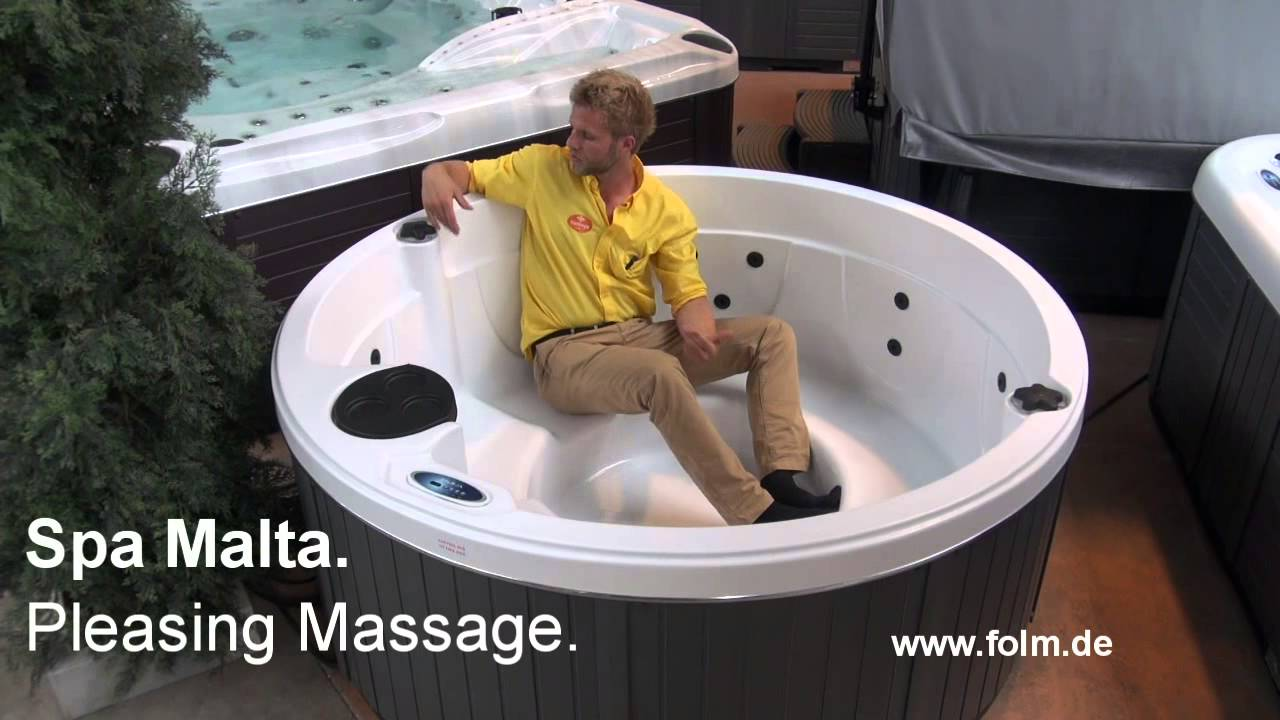 Whirlpool Spa Malta - Pleasing Massage - YouTube
