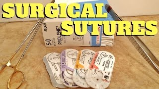COMMON SUTURES IN SURGERY