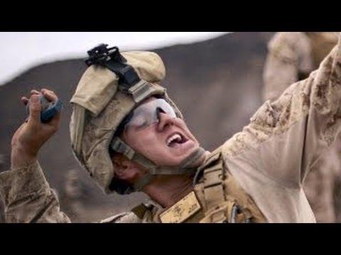 Live Hand Grenade Exercise - U.S. Marines at Camp Lejeune