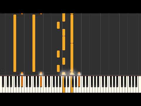 Counting Crows (Colorblind) - Piano tutorial