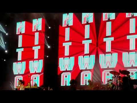 A R Rahman show 2018 Chicago - medley