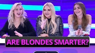 Jordyn Jones vs. Alli Simpson vs. Amymarie Gaertner | Tap That Awesome App