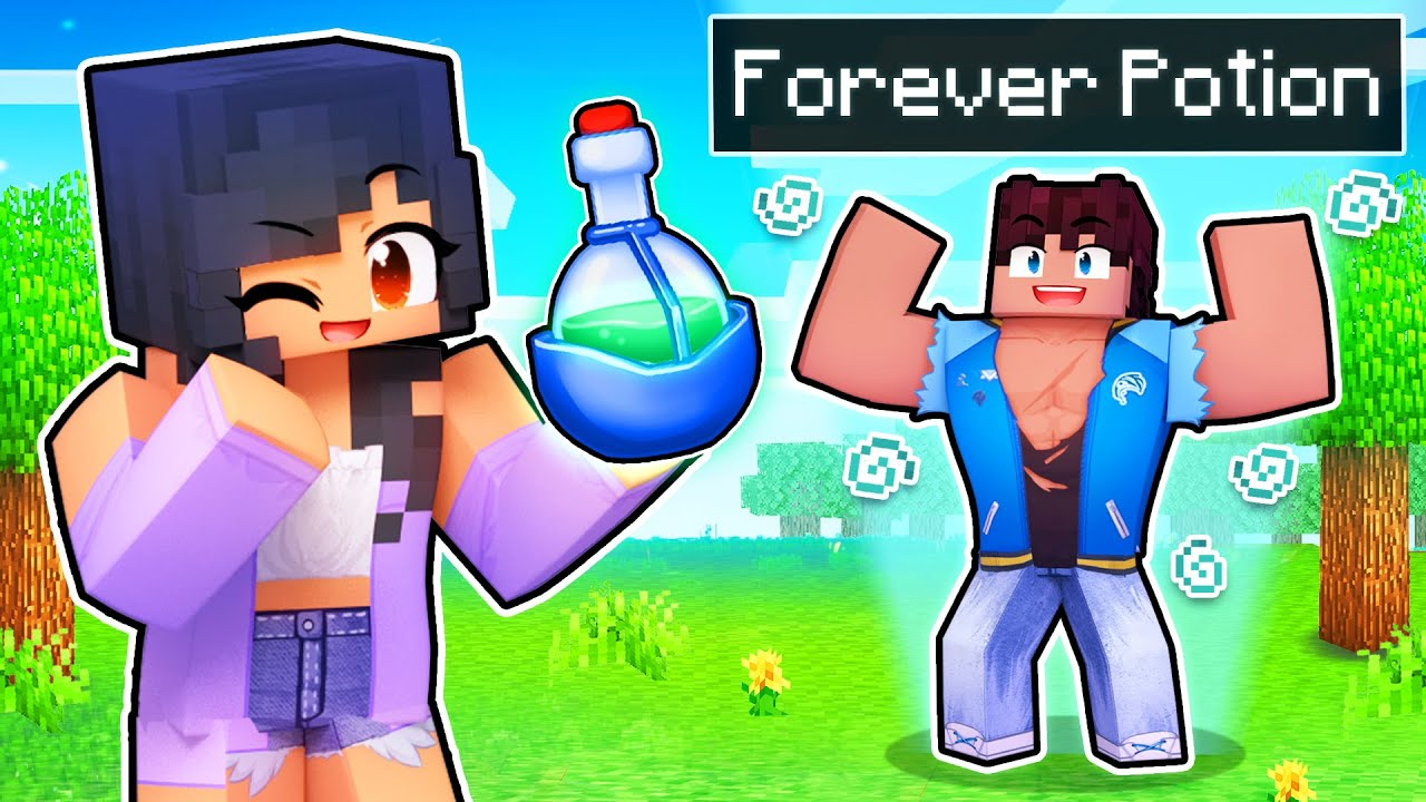 Download Our DREAMS Come True With FOREVER POTIONS!