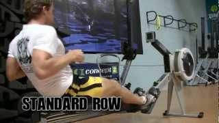 Extreme Endurance Training: Indoor Rowing Drills