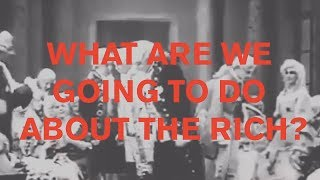 Pet Shop Boys - What are we going to do about the rich? (lyric video)