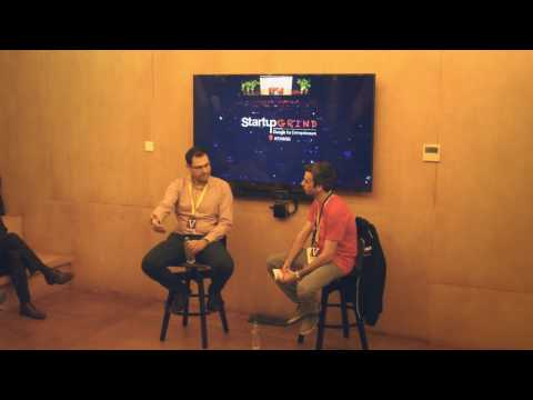 Startup Grind Athens Hosted Isidoros Sideridis (Pobuca)