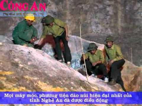 Toàn cảnh vụ sập mỏ đá Lèn Cờ - Nghệ An