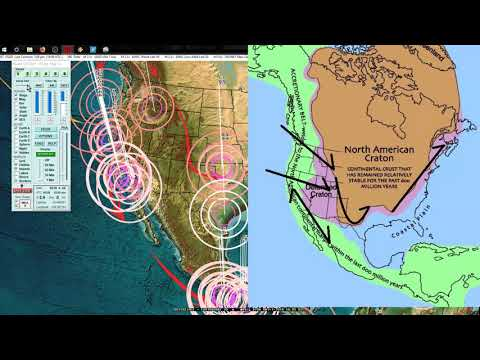 5/01/2018 -- Earthquake increase strikes California, Midwest USA, Italy + Greece as expected