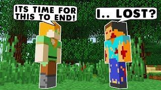 Minecraft Steve Saga - THE FALL OF ORIGIN STEVE
