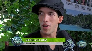 Nicolas Lauz Interview - New Vegan Restaurant - Raw Odyssey Event at Hippocrates Health Institute