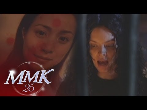 MMK 'Tulay': Myrna puts a curse on Cecille