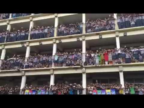 "Tere Sang Yaara song of Atif Aslam {Akshay Kumar promotion of ""RUSTOM"" at Kolkata BESC }"