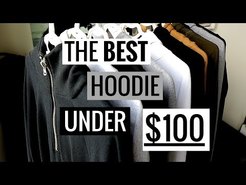 [Build A Streetwear Wardrobe] Áo Hoodie - The Most Versatile Item In Your Closet