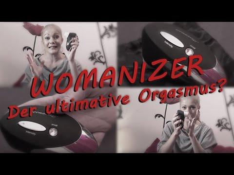 Vibrator Test WOMANIZER mit Orgasmusgarantie