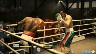 Fight Night Champion Walkthrough - Champion Mode - Bishop Vs. Castillo