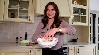 ПОЛЕЗНЫЙ салат на СКОРУЮ руку| Рецепт