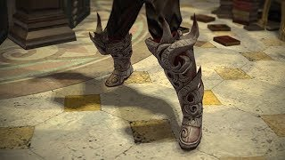 Path of Exile: Ivory Chaos Boots