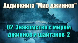 02. Знакомство с миром джиннов и шайтанов 2 (аудиокнига