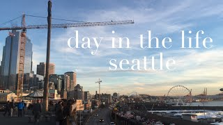 Day In the Life - Downtown Seattle