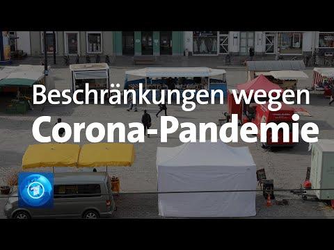 coronavirus:-mehrere-bundesländer-sprechen-ausgangsbeschränkungen-aus