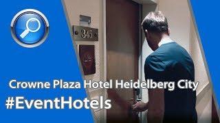 Crowne Plaza Hotel Heidelberg City Centre