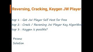 jw player crack