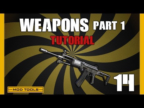 Black Ops 3 Mod Tools | Tutorial Part 14 - Porting Weapons [Part 1]  Rig & Animations