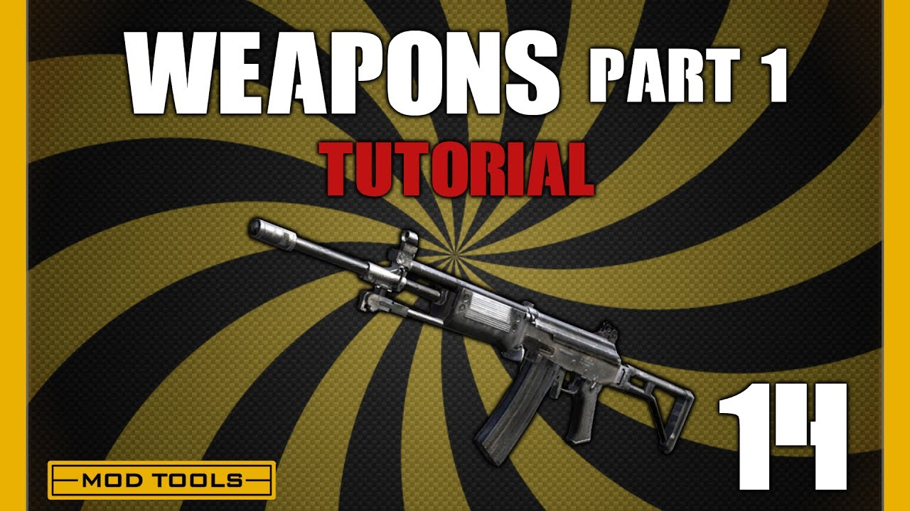 Black Ops 3 Mod Tools | Tutorial Part 14 - Porting Weapons [Part 1