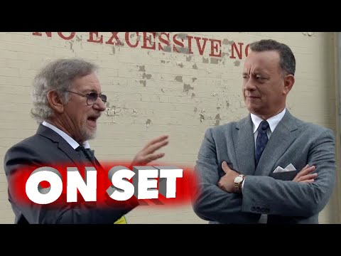 Bridge of Spies: Behind the s Movie Broll  Tom Hanks Steven Spielberg