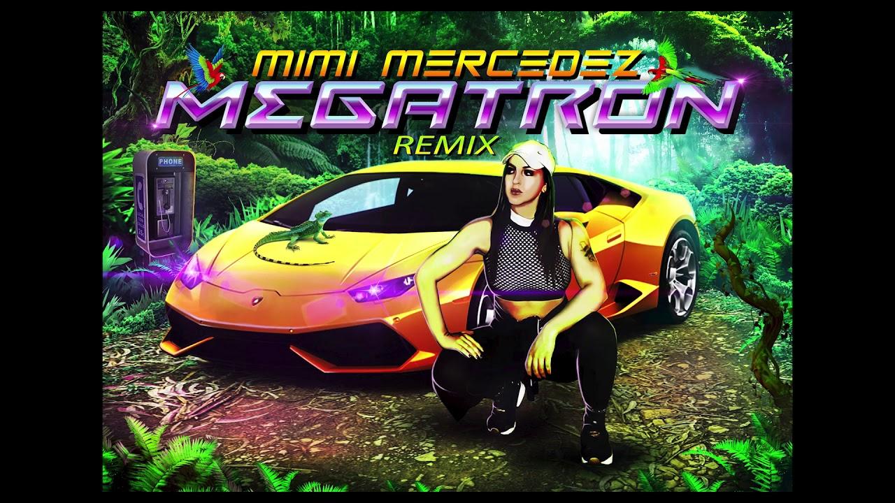 Mimi Mercedez - Megatron (Serbian Remix)