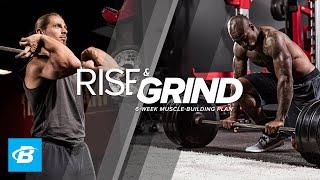 Rise & Grind 6-Week Muscle-Building Plan   Marc Megna & Vernon Davis